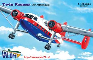 VM72137   Scottish Aviation Twin Pioneer (Air Atlantique) (thumb39220)