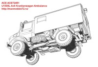 ACE72451   U1300L 4×4 Krankenwagen Ambulance (attach10 42112)