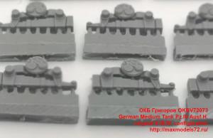 OKBV72073   German Medium Tank Pz.IV Ausf.H, original 9./B.W. configuration (attach3 40039)