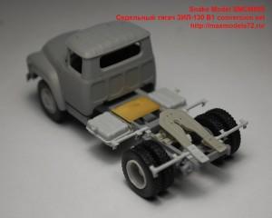 SMCM005   Седельный тягач ЗИЛ-130 В1 conversion set (attach5 41590)
