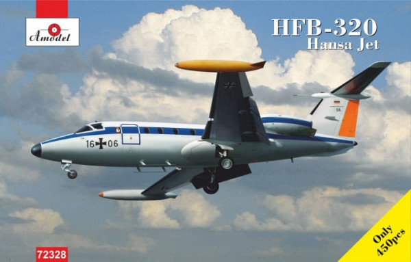 AMO72328   HFB-320 Hansa Jet, Lufthansa (thumb39633)