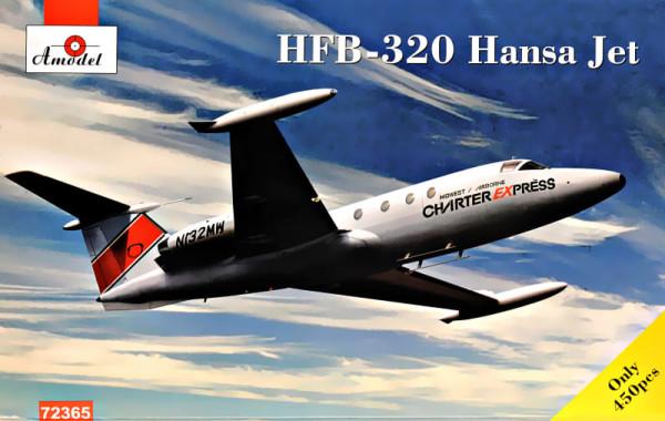 AMO72365   HFB-320 Hansa Jet, Charter Express (thumb39637)