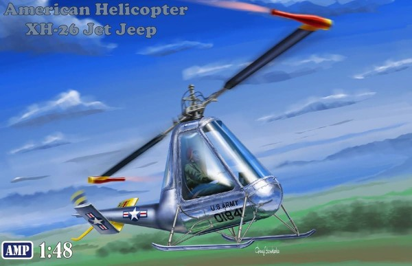 AMP48007   XH-26 American helicopter (thumb39645)