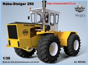 BM3582   Raba-Steiger 250 heavy tractor (thumb40700)