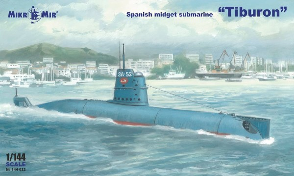 MMir144-022   Spanish submarine Tiburon (thumb39667)