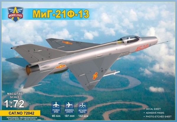 MSVIT72042   MiG-21F-13 supersonic jet fighter (thumb39685)