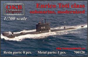 OKBN700120   Enrico Toti class submarine, modernized (thumb41310)