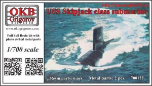 OKBN700122   USS Skipjack class submarine (thumb41324)