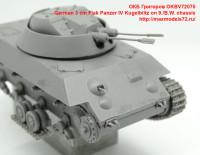OKBV72075   German 3 cm Flak Panzer IV Kugelblitz on 9./B.W. chassis (attach6 41373)