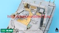 TetraME-35063   1/35 Russian T-80U MBT Detail-up Set for Trumpeter (attach6 41094)