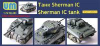 UM383   Medium tank Sherman IC (attach1 40119)
