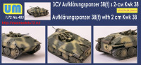 UM483   Aufklarungspanzer 38(t) with 2cm Kwk38 (attach1 40122)