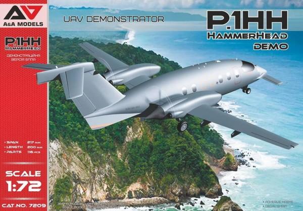 AAM7209   P.1HH HammerHead Demo UAV (thumb39628)