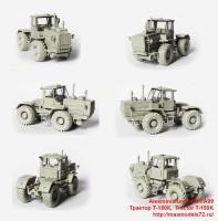 AMinA99   Трактор Т-150К,  Tractor T-150K (attach1 39231)