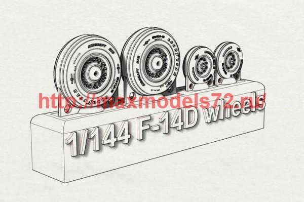 BRL144155   F-14D wheels (thumb40781)