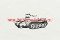 BRS144046   T-62 MBT (attach1 40793)