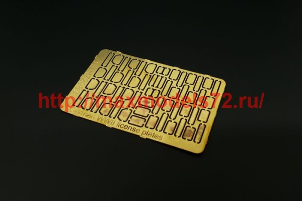 HLH72089   German WWII licence plates (thumb40741)