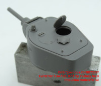 OKBB72017   Turret for T-34-122, D-11 by Factory No.9 (attach5 41871)