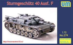 UM279   Sturmgeschutz 40 Ausf F (thumb40116)