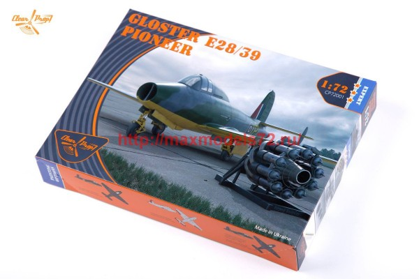 CP72001   Gloster E28/39 Pioneer (thumb43627)