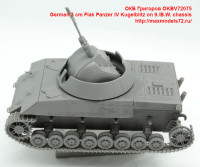 OKBV72075   German 3 cm Flak Panzer IV Kugelblitz on 9./B.W. chassis (attach4 41373)