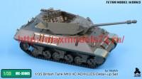 TetraME-35065   1/35 British Tank M10 IIC Achilles Detail-up Set for Tamiya (attach9 42707)