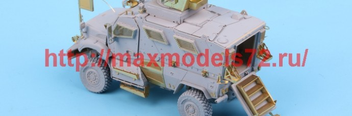 TetraME-72016   1/72 M1124 MaxxPro Detail-up Set for Galaxy Hobby (attach9 42729)