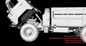 AMinA116   Авиадесантный армейский вездеход 4*4   Airborne army rover 4*4 (attach5 41802)