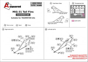 A-squared72012   MiG-31 Tail Fins correction set (thumb45726)