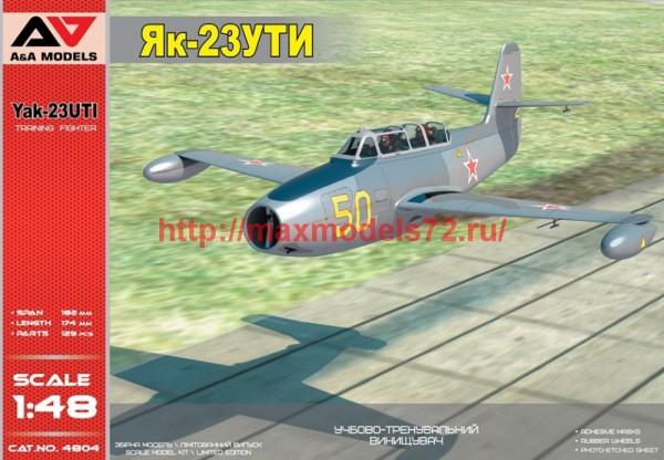 AAM4804   Yak-23UTI   Як-23УТИ (thumb41551)
