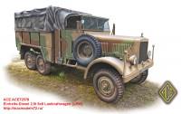ACE72578   Einheits-Diesel 2,5t 6x6 Lastkraftwagen (LKW) (thumb42565)