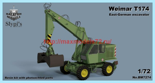 BM7274   Weimar T174 excavator (thumb45634)
