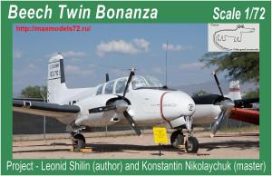 Croco72022   Beech Twin Bonanza (thumb41010)