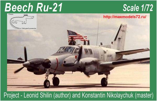Croco72024   Beech Ru-21 (thumb41019)