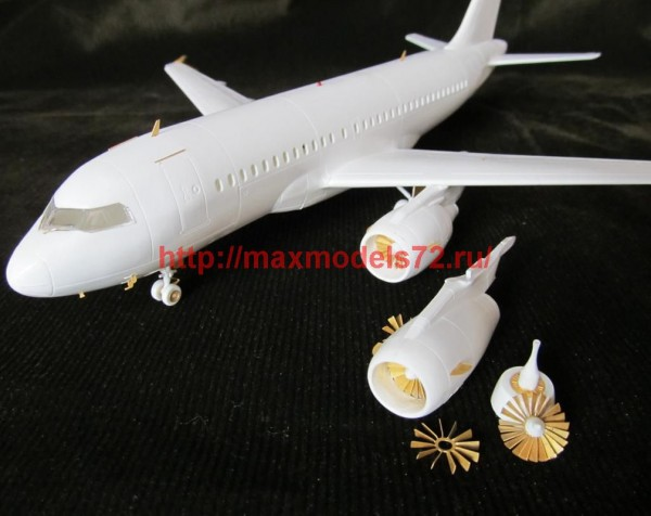 MD14401   Airbus A319 (Revell) (thumb46207)