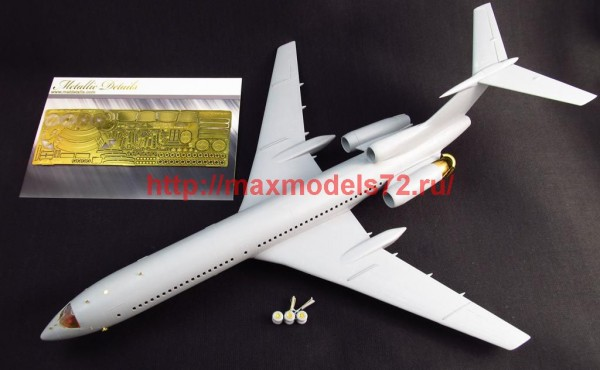 MD14402   Tu-154 (Zvezda) (thumb46218)