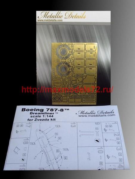 MD14404   Boeing 787-8 Dreamliner (Zvezda) (thumb46236)