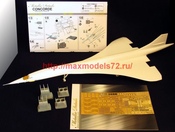 MD14407   Concorde (Revell) (thumb46269)