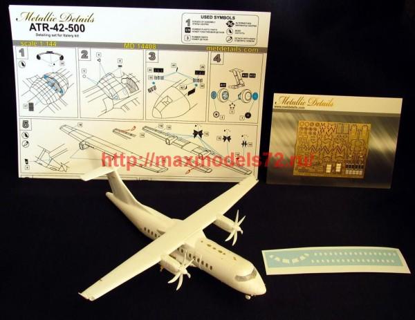 MD14408   ATR 42-500 (Italeri) (thumb46280)