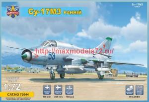 MSVIT72044   Su-17M3 early   Су-17М3 ранний (thumb41532)