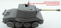 OKBV72077   German Light Tank Pz.Kpfw.38 mit 7.5 cm KwK 40 (L/48) (attach7 42597)