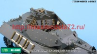 TetraME-35065   1/35 British Tank M10 IIC Achilles Detail-up Set for Tamiya (attach7 42707)