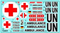 ACE72451   U1300L 4×4 Krankenwagen Ambulance (attach4 42112)