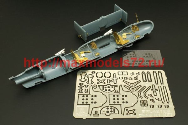 BRL48128   Ohka MXY7-K1 KAI two seats (Brengun kit) (thumb42077)