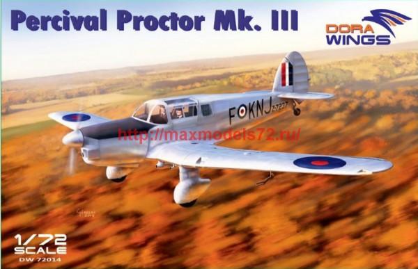 DW72014   Percival Proctor Mk.III (thumb43390)