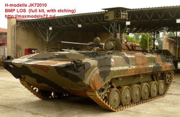 JK72010   BMP LOS  (full kit, with etching) (thumb41834)