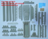 JK72010   BMP LOS  (full kit, with etching) (attach1 41834)