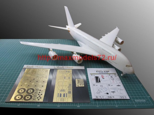 MD14418   Airbus A380 (Revell) (thumb46372)