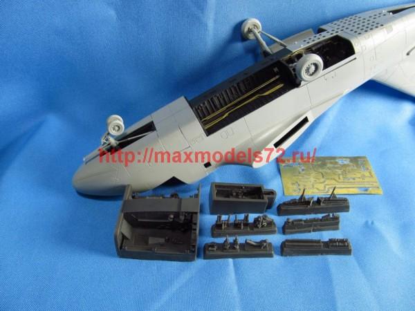 MDR4843   S-3A/B Viking. Wheel bays (Italeri) (thumb47278)
