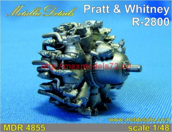 MDR4855   Pratt & Whitney R-2800 (thumb47368)